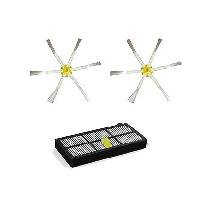 robomarket® Kit Recambios para iRobot Roomba serie 800 860 865 866 870 871 875 876