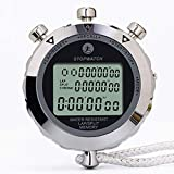 Melt Stopwatch,1/100 Seconds Timing Precision Outdoor Electronic Digital Chronograph Timer for Basketball Soccer Football Baseball Outdoor Sports