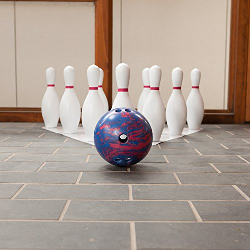 WEIGHTED BOWLING SET