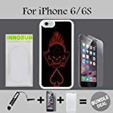Best Ace Case Iphone 6 Cases Rubbers - Skull Ace of Spades Custom iPhone 6 Cases/6S Review