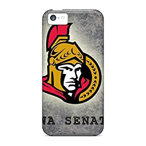 Defender Case With Nice Appearance (ottawa Senators) For Iphone 5c