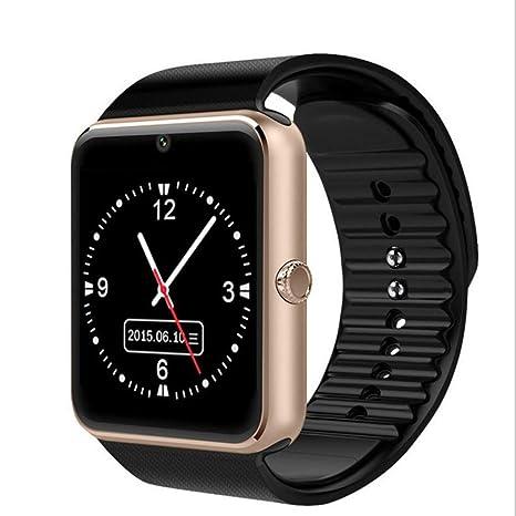 Cámara SmartWatch, Bluetooth Smart Watch para el teléfono ...