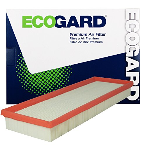 - ECOGARD XA6183 Premium Engine Air Filter Fits 2012-2016 Fiat 500 Non-Turbo