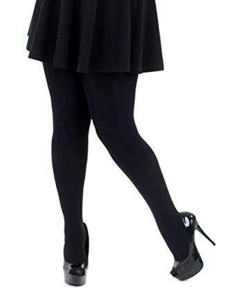 1c53d3095f1e0 120 DENIER OPAQUE CROTCHLESS OPEN CROTCH TIGHTS ONE SIZE XL XXL XXXL PAMELA  MANN: Amazon.co.uk: Clothing