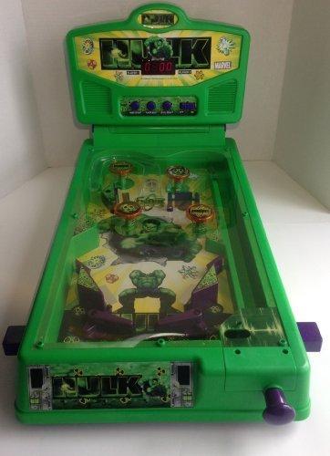 Hulk Electronic Pinball by Marvel