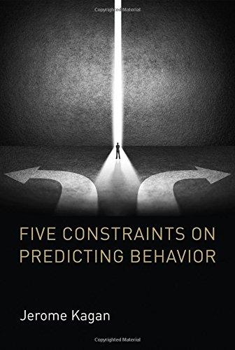 Five Constraints on Predicting Behavior (MIT Press)
