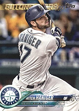 buy popular 720c5 25c1b Amazon.com: 2018 Topps Baseball Series 2#660 Mitch Haniger ...