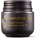 Innisfree Super Volcanic Pore Clay Mask, 100ml
