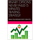 BINARY OPTIONS NEVER FAILED 5 MINUTES TRADING STRATEGY: DRAIN YOUR BROKER EVERY 5 MINUTES