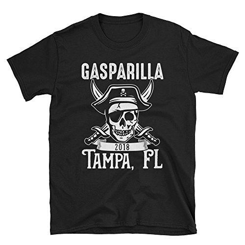 Pirate GASPARILLA 2018 Tampa, FL Unisex Shirt Funny Premium Mens Apparel - 70 60 Costume Ideas 80