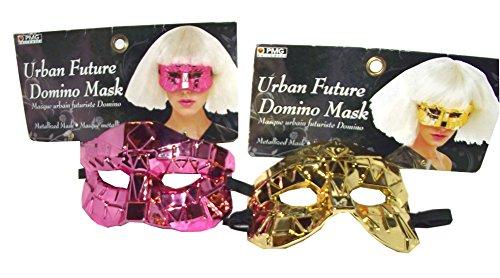 (PMG Halloween Urban Future Domino Costume Mask,)