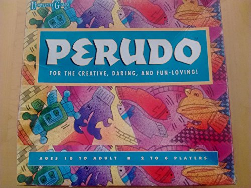 University Games UG1300 Perudo