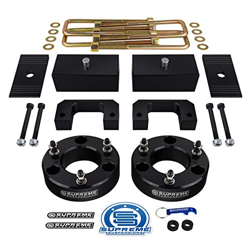 Supreme Suspensions - Full Lift Kit for 2007-2019 Silverado Sierra 1500 3.5