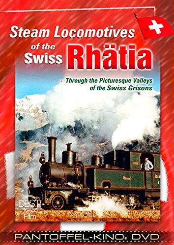 (Steam Locomotives of the Swiss Rhätia)
