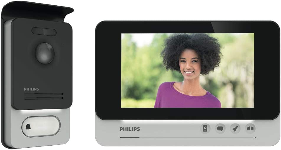 Philips WelcomeEye Comfort DES 9500 VDP 2-Draht Videosprechanlage