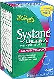 Systane Ultra Lubricant Eye Drops, Vials 24 each