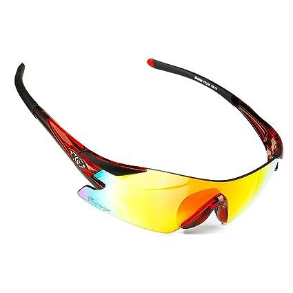 1f7d68c211 Amazon.com   CoolChange Polarized Sports Sunglasses