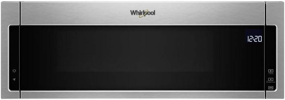 Amazon.com: Whirlpool wml75011hz 1.1 Cu. Ft. Acero Horno ...