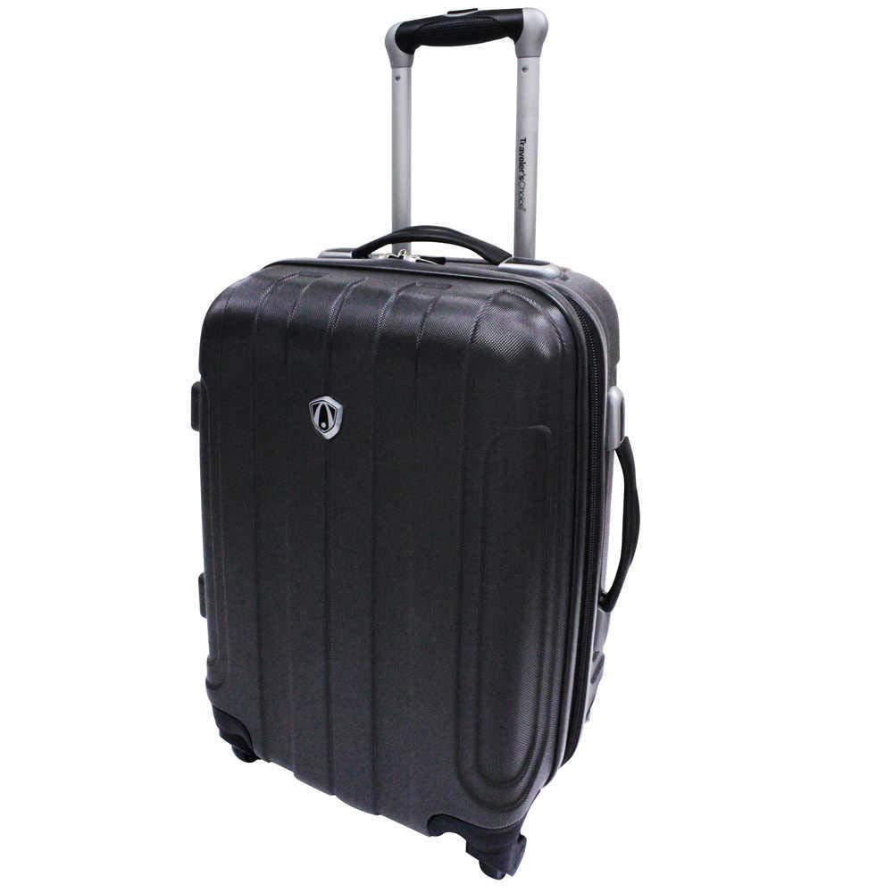 Cambridge 20 Hardsided Spinner Suitcase Color Black