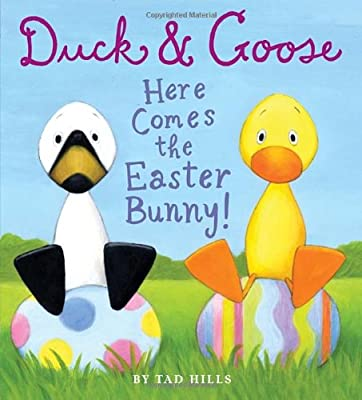 Duck Goose Here Comes The Easter Bunny by Schwartz & Wade