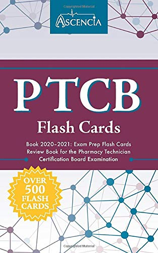 PTCB Flash Cards Book