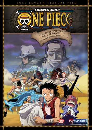 One Piece: The Desert Princess and the Pirates - Adventures in Alabasta
