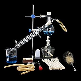 Kayla-lan Conjunto de Destilación Unidades Alambique destilador de ...