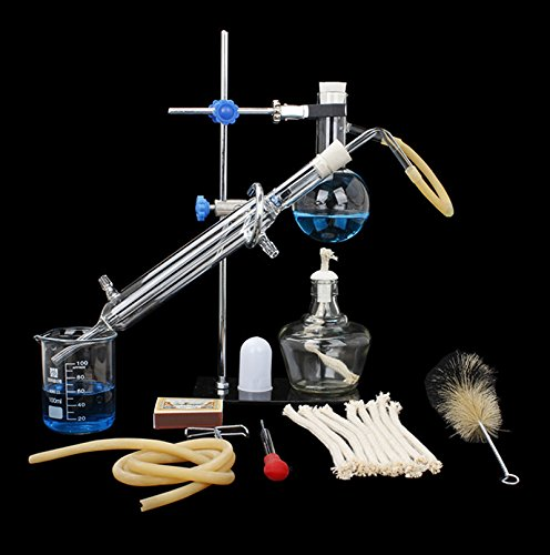 essential oils steam distillation - 4