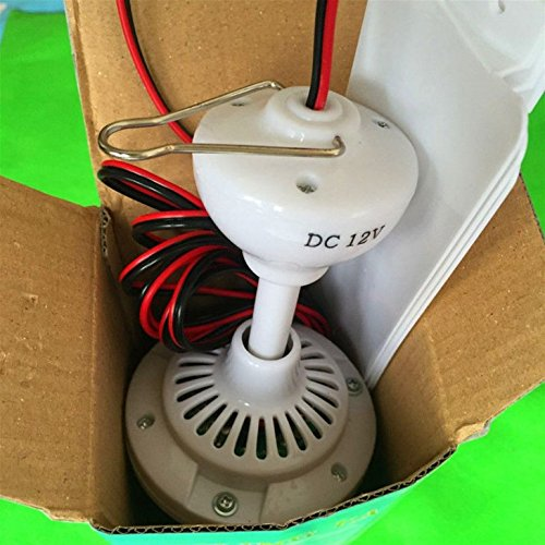 Sunlar 12v dc 20 inch ceiling fan with accelerator 12v for 12v dc table fan price