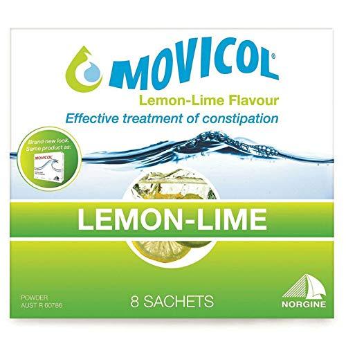 - Movicol Powder Sachets 13g Lemon Lime 8