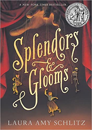Ebook Splendors And Glooms By Laura Amy Schlitz