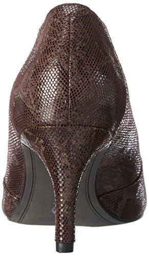 22424 EU Black Mocca Femme 50 Escarpins Comb Tamaris 386 Str Structure Marron dngwSqdf