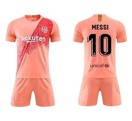 Conjunto de Traje de fútbol Barcelona Messi NO.10 Conjunto ...