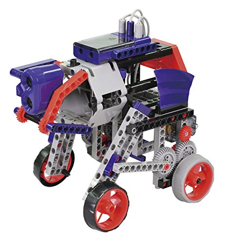 51kXN7gz16L - Thames & Kosmos Robotics: Smart Machines Rovers and Vehicles