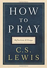 The revered teacher and bestselling author of such classic Christian works as Mere Christianity and The Screwtape Letters, C. S. Lewis here offers wisdom and lessons that illuminate our private dialogue with God—prayer—in this collecti...