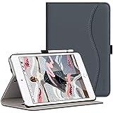 Ztotop for New iPad Mini 5th Gen Case 2019 7.9-inch, Premium Leather Slim Folio Stand Smart Cover Case for iPad Mini 5 2019 with Auto Sleep/Wake, Wallet Pocket, Pencil Strap Holder - Dark Gray