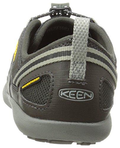 Keen Class 5Tech Chaussures basses de sécurité Chaussures Trekking Outdoor amphibie Eau Chaussures Femme Gris - Gris P7PB98