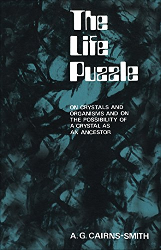 The Life Puzzle: On Crystals and Organisms and on the