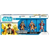 Star Wars 3.75 Inch Evolutions - Rebel Pilots #2 Legacy 3Pk
