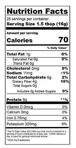Nutritional Yeast Flakes 1 Pound (16 Ounces) - Vitamin B Fortified by Seaweed Solution (Image #2)