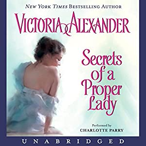 Secrets of a Proper Lady Audiobook