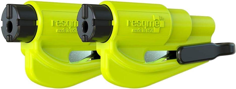 Car Emergency Escape Window Glass Breaker Seat Belt Cutter Hammer Key Chain