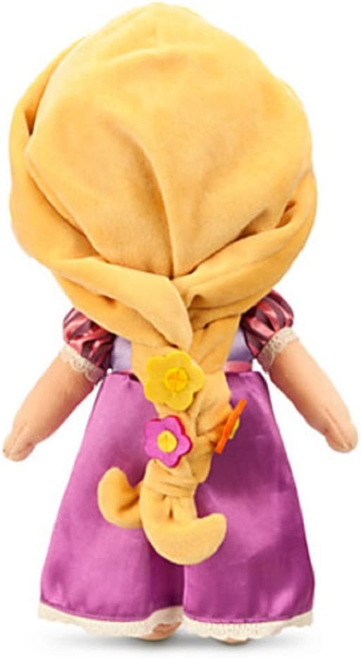 Tangled Disney Park 12 inch Toddler Rapunzel from Plush Doll New