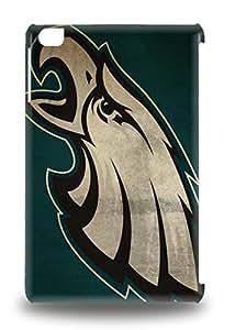 Fashion Protective NFL Philadelphia Eagles Logo 3D PC Case Cover For Ipad Mini/mini 2 ( Custom Picture iPhone 6, iPhone 6 PLUS, iPhone 5, iPhone 5S, iPhone 5C, iPhone 4, iPhone 4S,Galaxy S6,Galaxy S5,Galaxy S4,Galaxy S3,Note 3,iPad Mini-Mini 2,iPad Air )