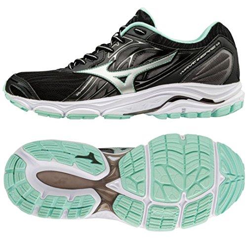 Pictures of Mizuno Women's Wave Inspire 14 Running Shoe 6 D US Men 1