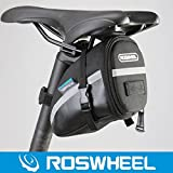 EverTrust(TM) Outdoor Mountain Road MTB Bicycle Bike Seat Saddle Seatpost Bag Pouch Rear Cycling Tail Package Black