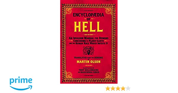 Encyclopaedia Of Hell: An Invasion Manual for Demons ...