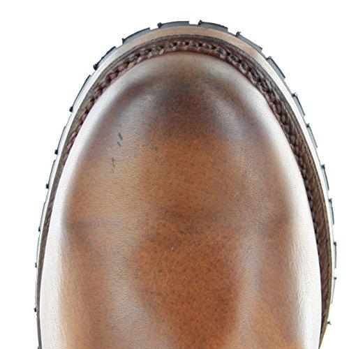 Sendra Boots10604 - Stivali Chukka Uomo Marrone (Evo Tang) Comprar El Mejor Barato Al Por Mayor nSeMnlnx