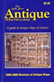 Antique Showcase Directory, Peter Sutton-Smith, 1550418629