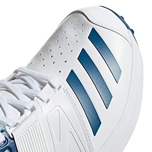 Adidas Cricket Ss19 Vector White Chiodo fwTZqzfU